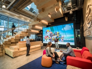 Experience Design Lead, Spin Master Videowall 2017-19
